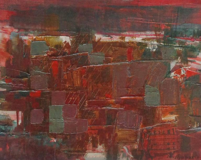 Monhegan Abstraction