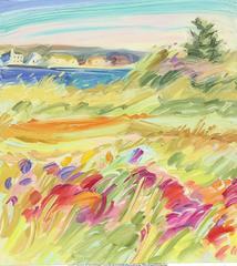 Margery Gosnell-Qua - Salt Marsh I