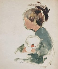Boy with a Goldfish Bowl