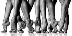 Dance Study:  Paloma Herrera Feet