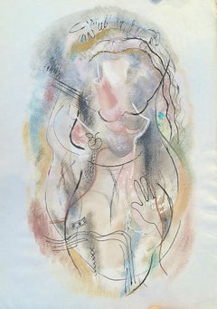 Untitled Abstracted Nude