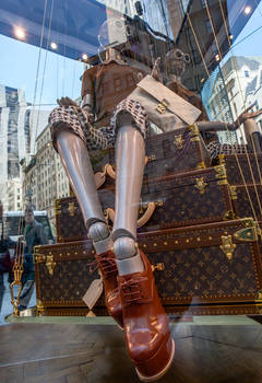 NYC Dolls Series: Louis Vuitton