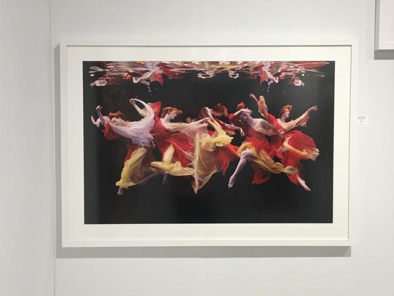 Underwater Study #3286, Katita Waldo - American Modern Photograph by Howard Schatz