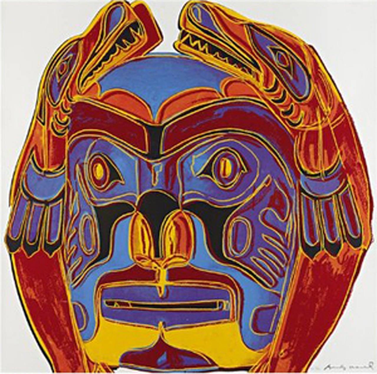 Northwest Coast Mask, IIB. 380