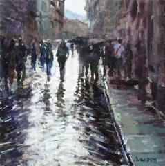Rain, Florence