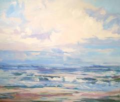 Morning Surf, Framed