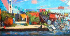 Red Hook, Framed