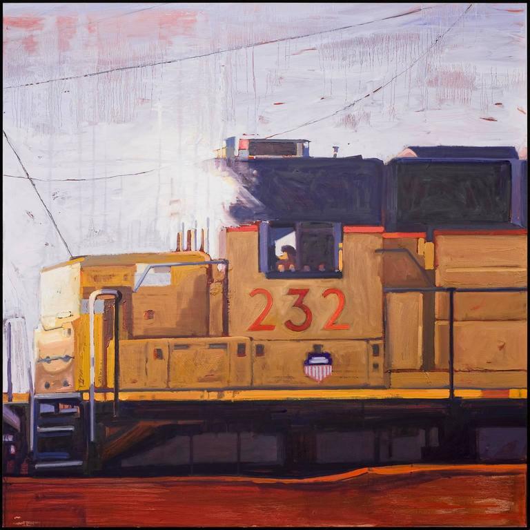 Trainyard No. 12