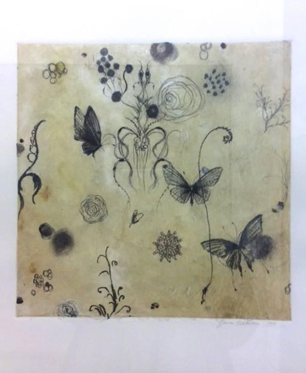 Butterfly - Print by Darren Waterston