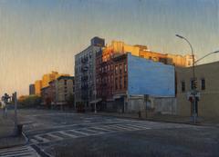 2nd Ave, Framed