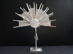 Fan, kinetic sculpture