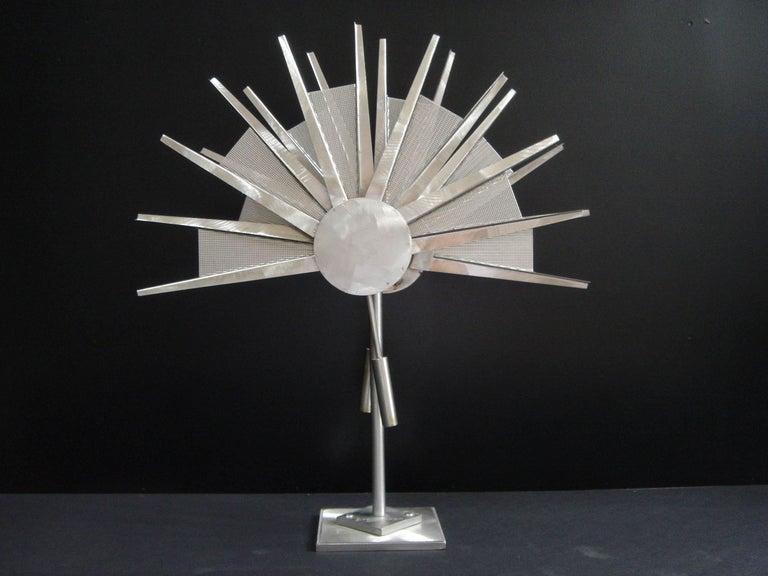Fan, kinetic sculpture