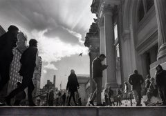 Metropolitan Solstice, Framed