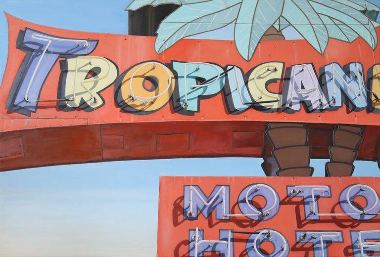 Tropicana Motor Hotel