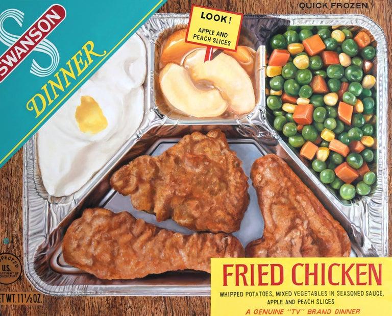 TV Dinner, Fried Chicken