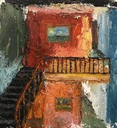 Interior 3, Framed
