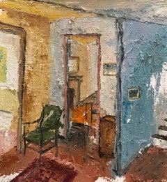Interior 6, Framed