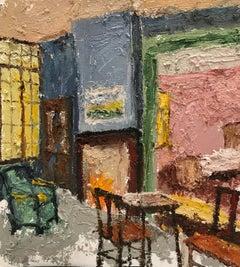 Interior 10, Framed