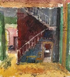 Interior 1, Framed