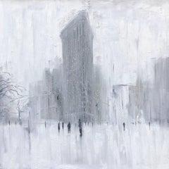 Flatiron Snow