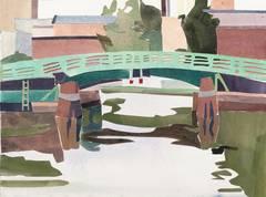 Union Street Bridge and Water