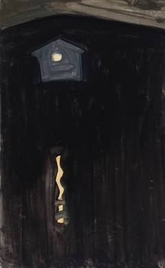 Gray House, Night