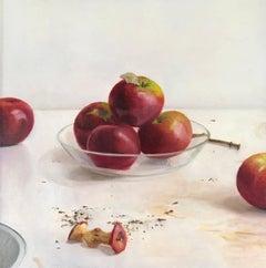 Red Apples (Framed)