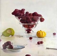 Red Grapes (Framed)