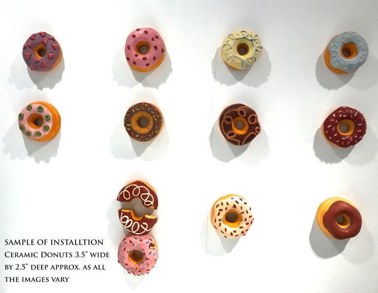 31A, ceramic donut For Sale 2