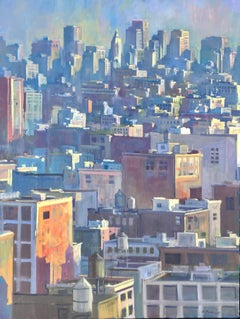 Manhattan Rooftops No. 7