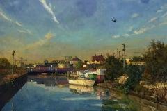 Gowanus Canal, Mid Day