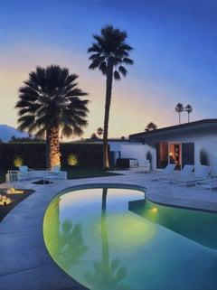 El Rancho Vista Estate Sunset