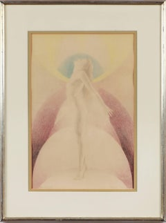 Pastel and Pencil on Paper 1933