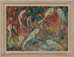 """ Weisse Fische "" ( White Fishes )"