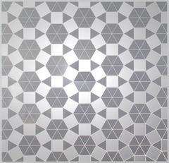 Half Regular Pattern
