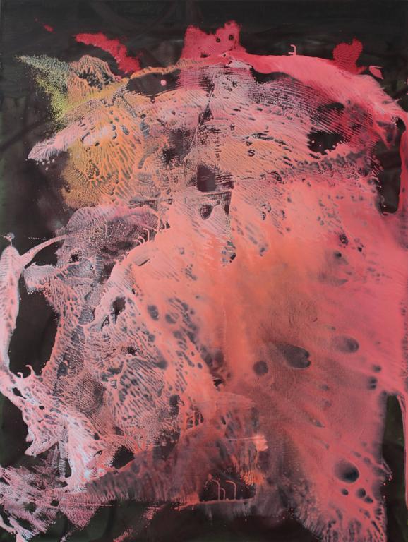 """""""Pinkish On Black"""""""
