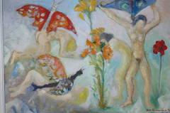 Butterflywomen's