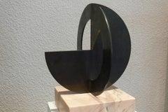 "Heinz Mack Bronze ""Gemini-Atlas"", 1967"