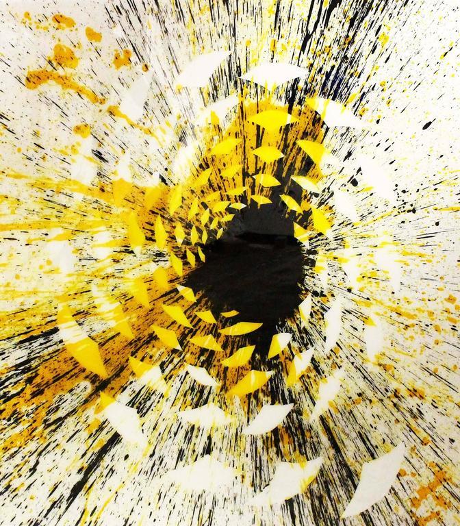 """Quim Bove - """"YELLOW EXPOSURE II"""" 1"""