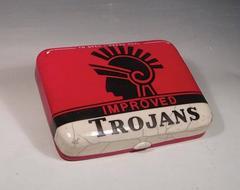 """Trojan Condom"""