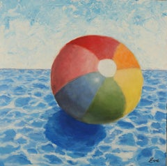"""Big Sky Beach Ball"""