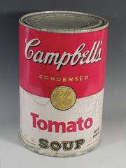 "Karen Shapiro - ""Campbell's Soup Can"""