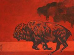 """Buffalo- Symbol"""