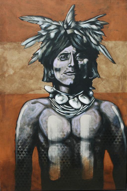 "Nocona Burgess - ""Snake Priest""  1"