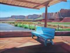 """Sit a While, Marble Canyon Airstrip, AZ"""