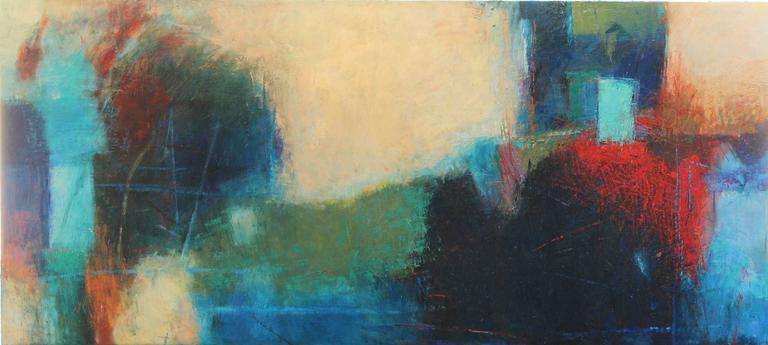 "Max Hammond - ""Proximity"", Painting at 1stdibs"