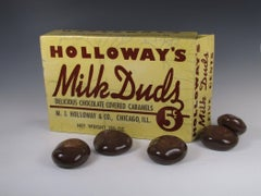 """Milk Duds Box with Candies"""