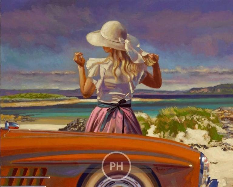 "Peregrine Heathcote - ""Bay View"" 1"