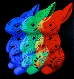 """Adjusting the Rabbit Ears"""