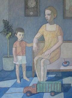 """""""Madre e figlio (Mother and son)"""""""